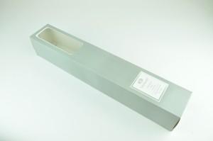 Coffret gris pour rose tigée XL